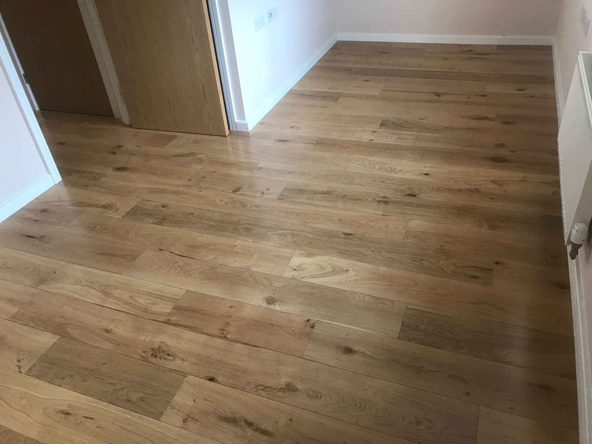 Engineered Real Wood Flooring in Milton Keynes