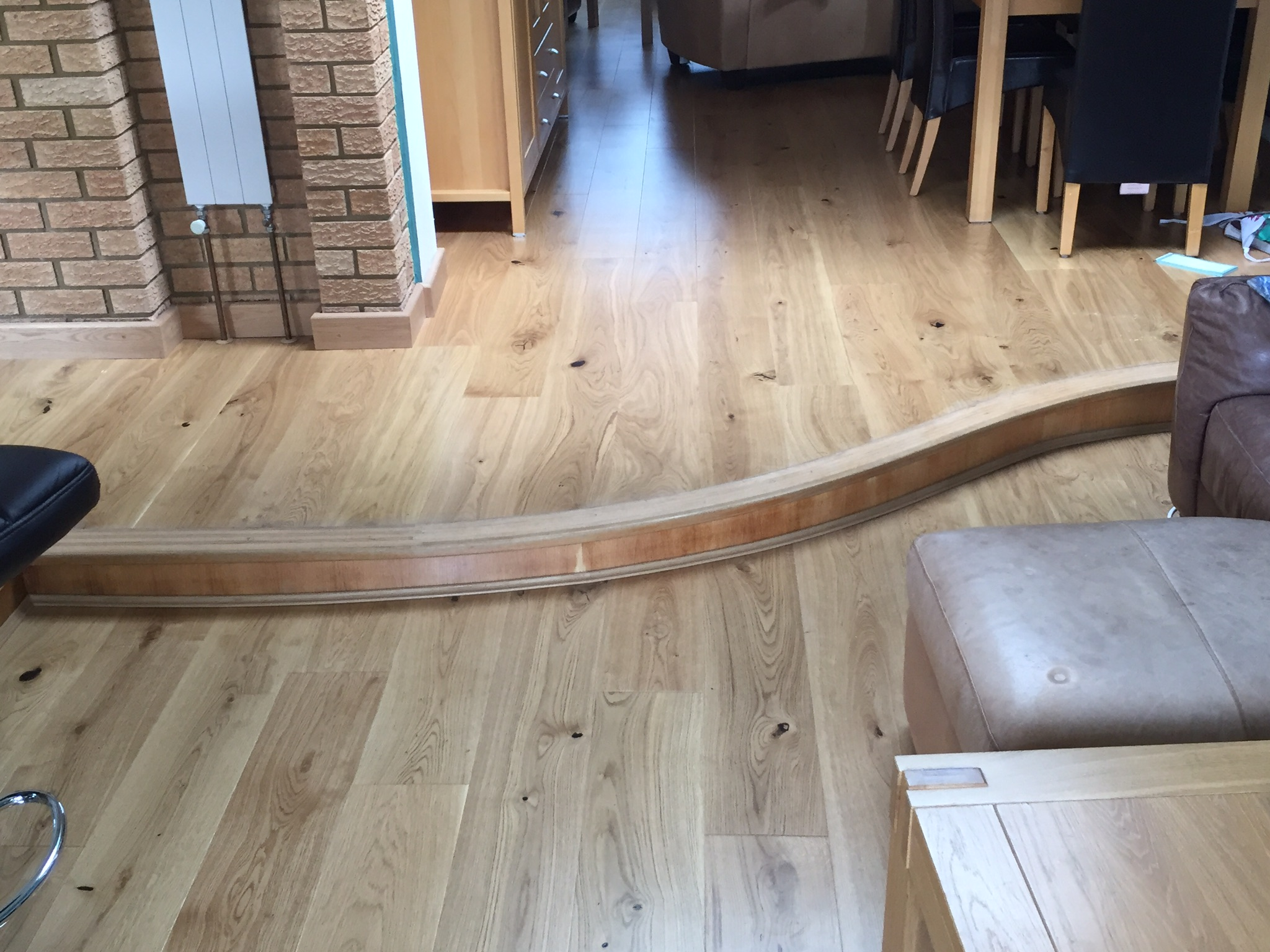 Engineered Real Wood Flooring in Northampton