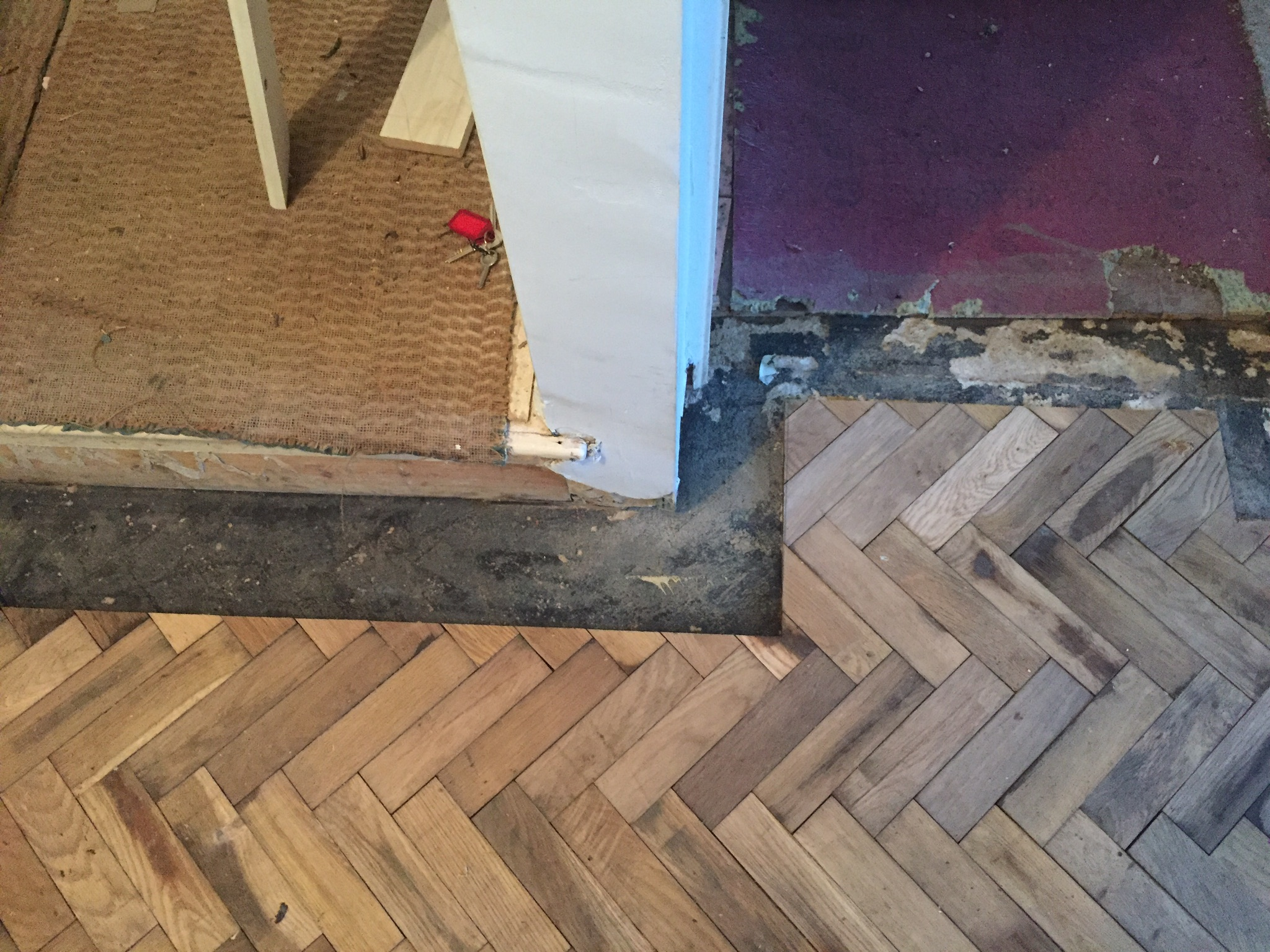 Engineered Real Wood Flooring in Rugby  Image 2