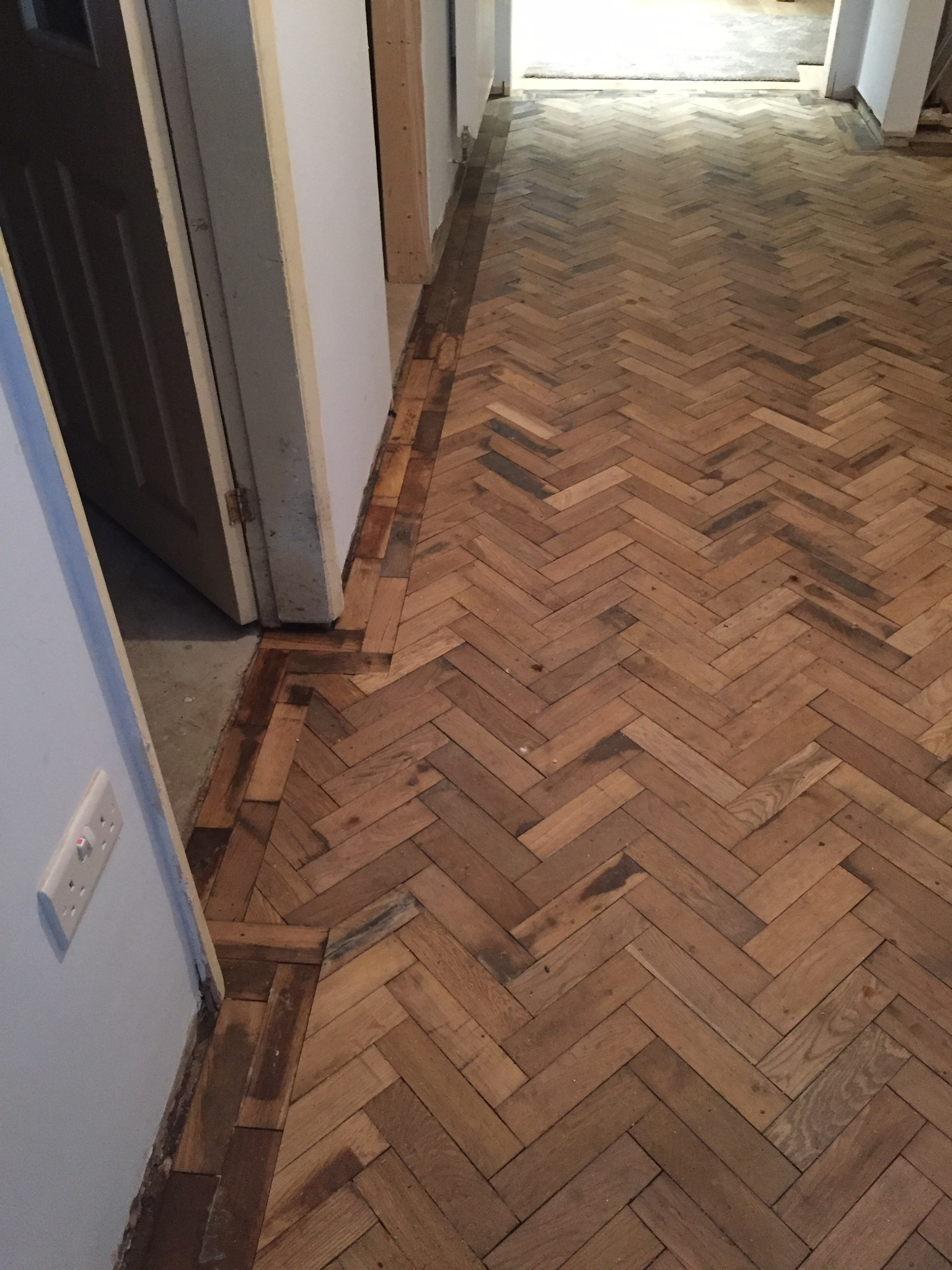 Engineered Real Wood Flooring In Rugby Abstract Flooring